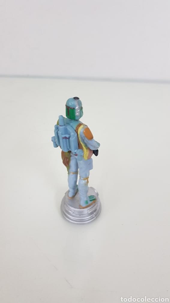 Figuras y Muñecos Star Wars: Figura de star wars de 8,5cms de la guerra de las galaxia startrooper camuflaje - Foto 2 - 177137099
