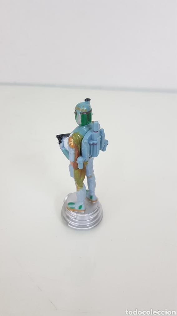 Figuras y Muñecos Star Wars: Figura de star wars de 8,5cms de la guerra de las galaxia startrooper camuflaje - Foto 3 - 177137099