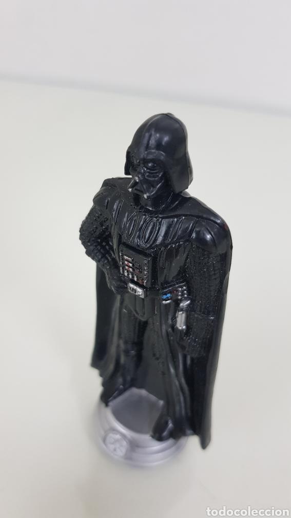 Figuras y Muñecos Star Wars: Figura de star wars de 8,5cms de la guerra de las galaxia Dark Vader - Foto 4 - 177137408