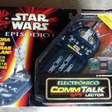 Figuras y Muñecos Star Wars: LECTOR ELECTRÓNICO COMM TALK. STAR WARS EPISODIO I. HASBRO.. Lote 177193814