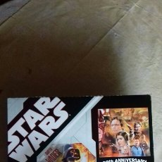 Figuras y Muñecos Star Wars: DARTH VADER CON ÁLBUM DE MONEDAS. STAR WARS. HASBRO 2007.. Lote 177196032