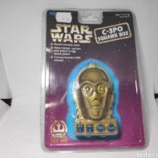 Figurines et Jouets Star Wars: STAR WARS C-3PO DISTORSIONADOR DE VOZ EPISODIO I. Lote 177419078