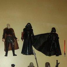 Figuras y Muñecos Star Wars: STAR WARS HASBRO LOTE FIGURAS. Lote 177424544