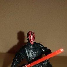 Figuras y Muñecos Star Wars: STAR WARS HASBRO DARTH MAUL. Lote 177429807