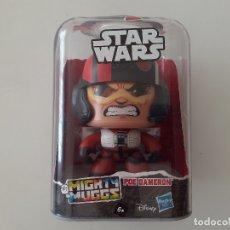 Figuras y Muñecos Star Wars: FIGURA MIGHTY MUGGS POE DAMERON. STAR WARS. PRECINTADA.. Lote 177463928
