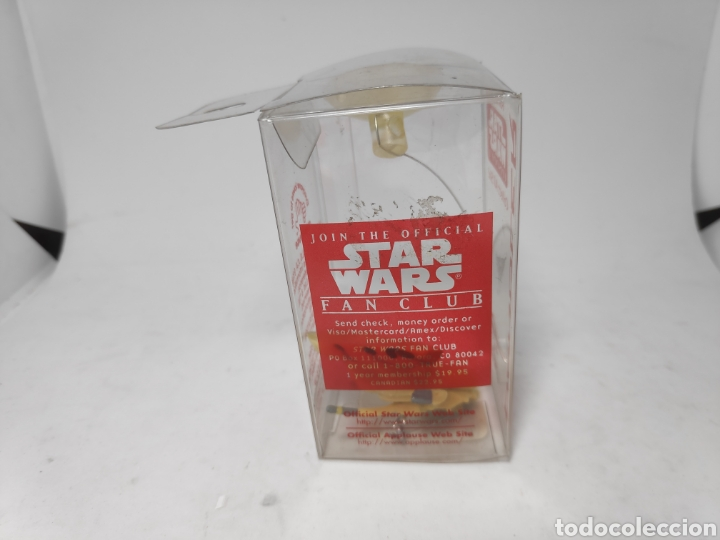Figuras y Muñecos Star Wars: STAR WARS NAVE EPISODIO I - Foto 3 - 211820207