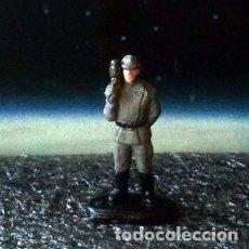 Figuras y Muñecos Star Wars: OFICIAL IMPERIAL GRIS 4 DE 4 / STAR WARS IV - VI / MICRO MACHINES MICROMACHINES / MINIATURA. Lote 177655158