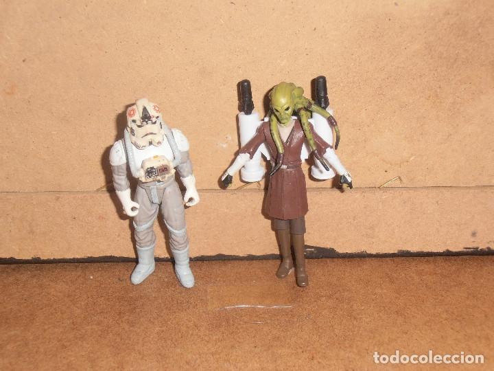 FIGURAS STAR WARS KENNER 1997 - HASBRO FISTO 2007 (Juguetes - Figuras de Acción - Star Wars)