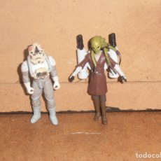 Figuras y Muñecos Star Wars: FIGURAS STAR WARS KENNER 1997 - HASBRO FISTO 2007 . Lote 177961423