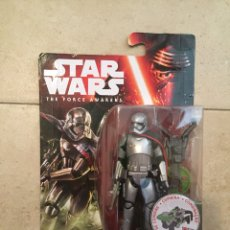 Figuras y Muñecos Star Wars: FIGURA CAPTAIN PHASMA - STAR WARS - THE FORCE AWAKENS - HASBRO KENNER VINTAGE. Lote 178203525