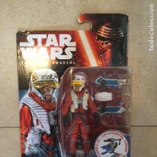 Figuras y Muñecos Star Wars: FIGURA X-WING PILOT ASTY - STAR WARS - FORCE AWAKENS - HASBRO KENNER VINTAGE. Lote 178204030