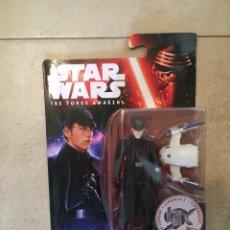 Figuras y Muñecos Star Wars: FIGURA GENERAL HUX - STAR WARS - THE FORCE AWAKENS - HASBRO KENNER VINTAGE. Lote 178204321