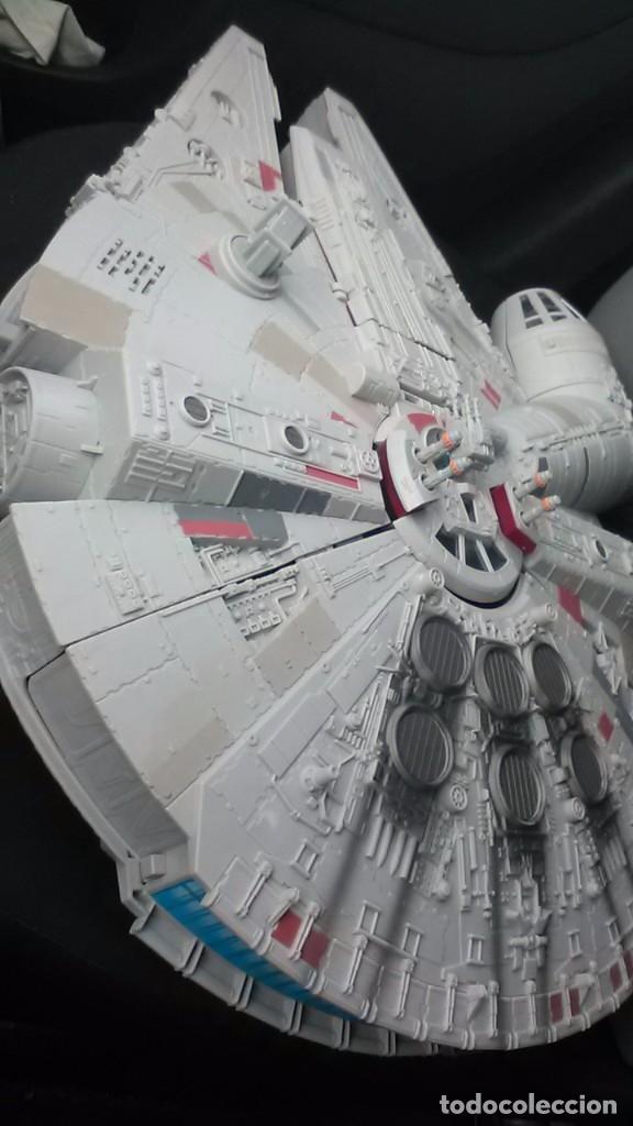 NAVE MILLENIUM FALCÓN, STAR WARS (Juguetes - Figuras de Acción - Star Wars)