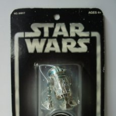 Figuras y Muñecos Star Wars: STAR WARS R2 - D2 SILVER ANNIVERSARY 1977-2002 (BODAS DE PLATA) EN BLISTER SIN ABRIR.. Lote 178721680