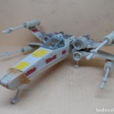 Figuras e Bonecos Star Wars: TRANSFORMERS STAR WARS LUKE SKYWALKER X-WING 2006 HASBRO. Lote 178782596