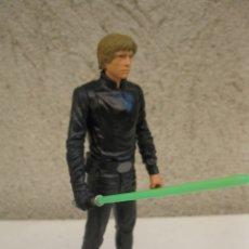 Figuras y Muñecos Star Wars: LUKE SKYWALKER - STAR WARS - FIGURA ARTICULADA - LFL - HASBRO.. Lote 178854242