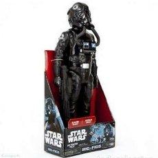 Figuras y Muñecos Star Wars: STAR WARS FIGURA GRANDE TIE FIGHTER PILOT BIG-FIG - 45.CM ALTO NUEVO. Lote 179006517