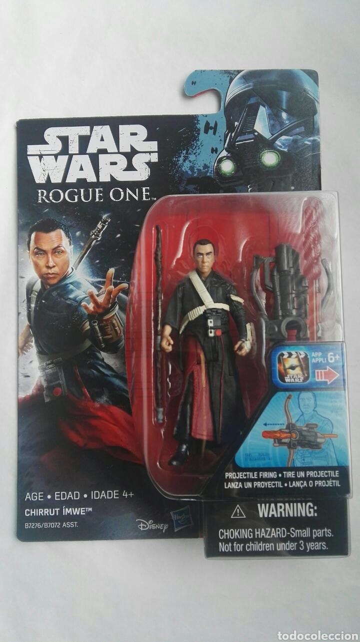STAR WARS ROGUE ONE CHIRRUT IMWE (Juguetes - Figuras de Acción - Star Wars)