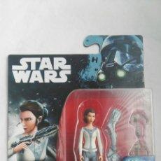 Figuras y Muñecos Star Wars: STAR WARS PRINCESS LEIA ORGANA CON TIROLESA. Lote 179058607