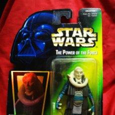 Figuras y Muñecos Star Wars: FIGURA STAR WARS- BIB FORTUNA , KENNER 1996. PRECINTADO!!!.. Lote 179149207
