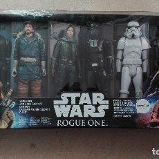 Figuras y Muñecos Star Wars: STAR WARS DISNEY PACK 6 FIGURAS ROGUE ONE ENVÍO 6 EUROS SOLO PENINSULA . Lote 179241582