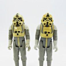 Figuras y Muñecos Star Wars: STAR WARS KENNER VINTAGE AT-AT DRIVER (X2) 19004007. Lote 179314232