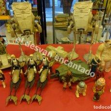 Figurines et Jouets Star Wars: STAR WARS. LOTE VINTAGE ORIGINAL. VER FOTOS. BUEN ESTADO GENERAL. Lote 179315120