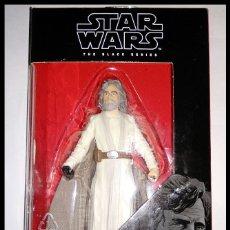 Figuras y Muñecos Star Wars: STAR WARS # LUKE SKYWALKER ( JEDI MASTER ) # 46 THE BLACK SERIES -15 CM- NUEVO EN SU CAJA DE HASBRO.. Lote 179546210
