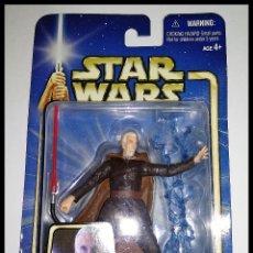 Figure e Bambolotti Star Wars: STAR WARS # DARTH TYRANUS # ATTACK OF THE CLONES - NUEVO EN SU BLISTER ORIGINAL DE HASBRO.. Lote 180032953
