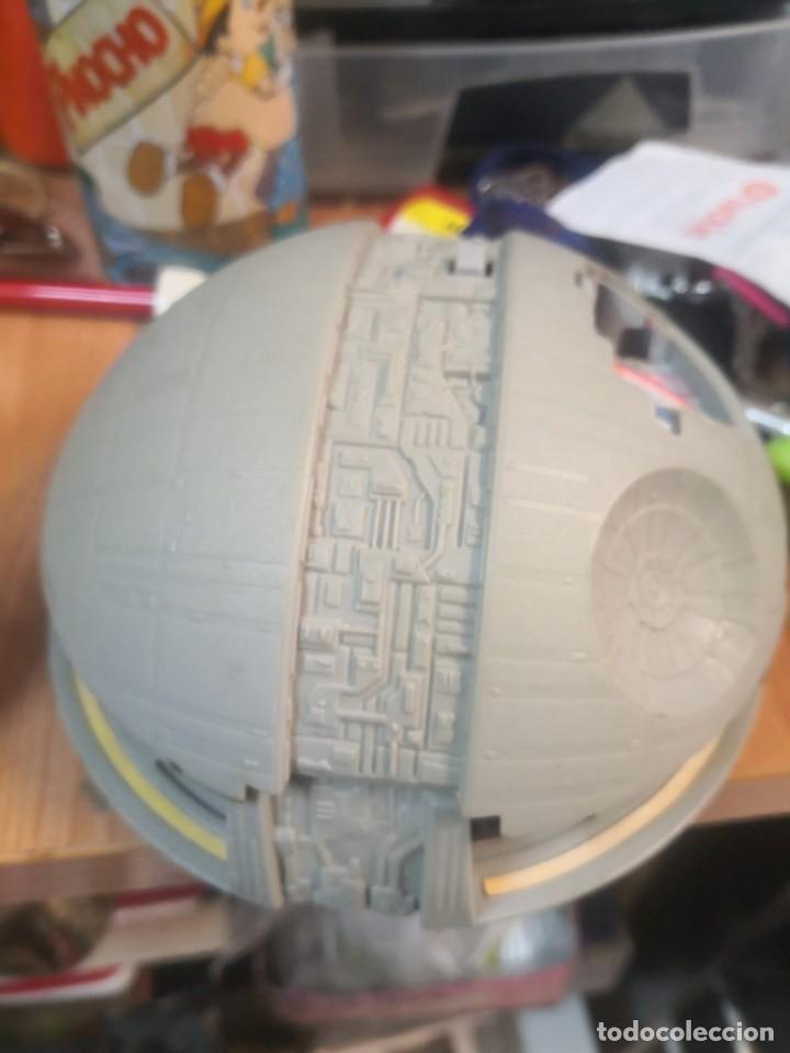 Figuras y Muñecos Star Wars: Lote star wars 9 FIGURAS KENNER 1 PARTE NAVE LEWIS GALOOB Y 1 NAVE HASBRO - Foto 6 - 180082831
