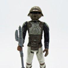 Figuras y Muñecos Star Wars: STAR WARS KENNER VINTAGE LANDO SKIFF GUARD COMPLETO 19007009. Lote 180093678