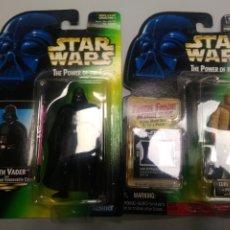 Figuras y Muñecos Star Wars: LOTE 9 FIGURAS STAR WARS KENNER 1997. Lote 180134727