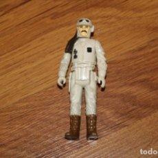 Figuras y Muñecos Star Wars: FIGURA ACCIÓN STAR WARS KENNER REBEL COMMANDER HOTH 1980 HONG KONG LUCASFILM VINTAGE LFL. Lote 180138160