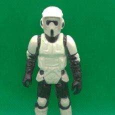Figuras y Muñecos Star Wars: FIGURA STAR WA STORMTROOPER SOLDADO IMPERIAL LFL 1983 TAIWAN. Lote 180415060