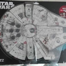 Figuras y Muñecos Star Wars: STAR WARS BUST DISNEY CARREFOUR. Lote 180922615