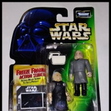 Figure e Bambolotti Star Wars: STAR WARS # UGNAUGHTS # THE POWER OF THE FORCE - NUEVO EN SU BLISTER ORIGINAL DE KENNER.. Lote 181213537