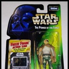 Figuras y Muñecos Star Wars: STAR WARS # ORRIMAARKO # THE POWER OF THE FORCE - NUEVO EN SU BLISTER ORIGINAL DE KENNER.. Lote 181214086