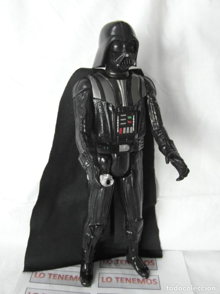Figuras y Muñecos Star Wars: Lote de 4 figuras de star wars,Dart Vader,Jyn Erson,Capitan Cassian ,Stormtrooper segeant - Foto 3 - 181340755