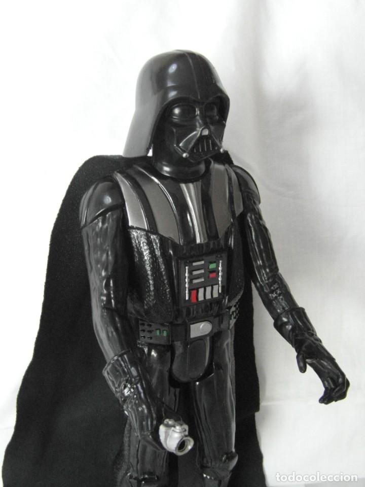 Figuras y Muñecos Star Wars: Lote de 4 figuras de star wars,Dart Vader,Jyn Erson,Capitan Cassian ,Stormtrooper segeant - Foto 4 - 181340755