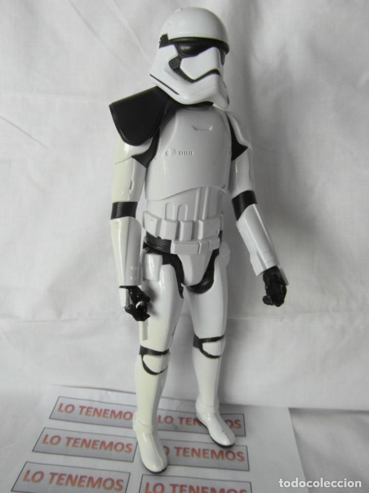 Figuras y Muñecos Star Wars: Lote de 4 figuras de star wars,Dart Vader,Jyn Erson,Capitan Cassian ,Stormtrooper segeant - Foto 6 - 181340755