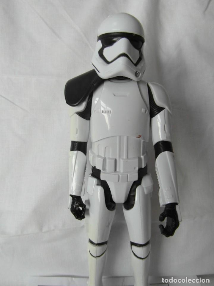 Figuras y Muñecos Star Wars: Lote de 4 figuras de star wars,Dart Vader,Jyn Erson,Capitan Cassian ,Stormtrooper segeant - Foto 7 - 181340755