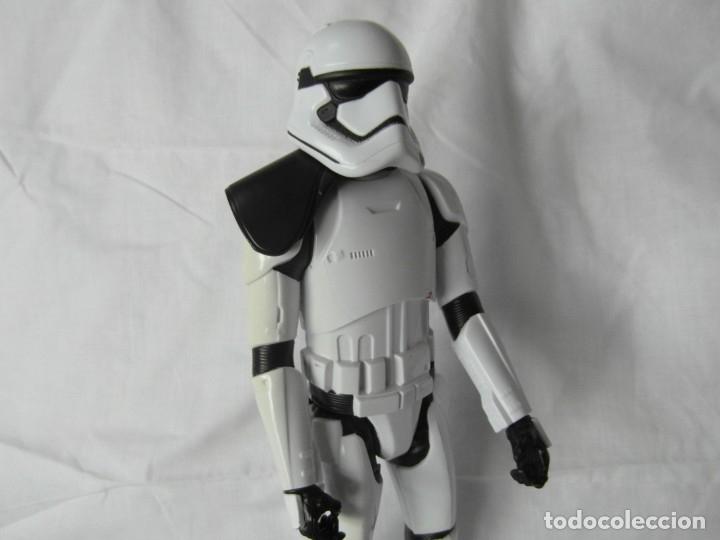 Figuras y Muñecos Star Wars: Lote de 4 figuras de star wars,Dart Vader,Jyn Erson,Capitan Cassian ,Stormtrooper segeant - Foto 10 - 181340755