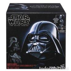 Figuras y Muñecos Star Wars: CASCO DARTH VADER HASBRO BLACK SERIES STAR WARS. Lote 181501907