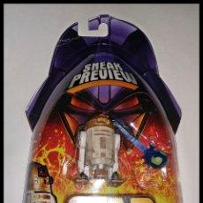 Figuras y Muñecos Star Wars: STAR WARS # R4-G9 # REVENGE OF THE SITH - NUEVO EN SU BLISTER ORIGINAL DE HASBRO... Lote 181525248