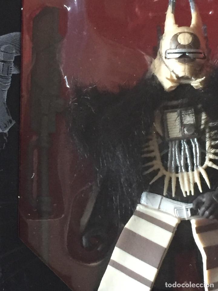 Figuras y Muñecos Star Wars: Enfys Nests Swoop Bike Star Wars Black Series como nuevo - Foto 8 - 181538096