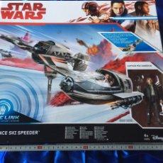 Figuras y Muñecos Star Wars: STAR WARS RESISTENCE SKI SPEEDER NUEVO. Lote 181539400