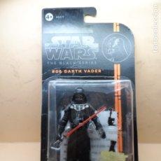 Figuras y Muñecos Star Wars: STAR WARS BLACK SERIES DARTH VADER 3,75' HASBRO. Lote 181550831
