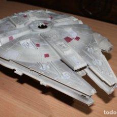 Figuras y Muñecos Star Wars: MAQUETA DEL HALCON MILENARIO STAR WARS GUERRA DE LAS GALAXIAS. Lote 181618947