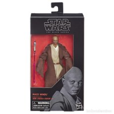 Figuras y Muñecos Star Wars: MACE WINDU #82 STAR WARS THE BLACK SERIES 6 PULGADAS. Lote 181749773