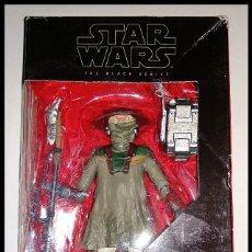 Figuras y Muñecos Star Wars: STAR WARS # 09 - CONSTABLE ZUVIO # THE BLACK SERIES - 15 CM - NUEVO EN SU CAJA ORIGINAL DE HASBRO... Lote 181811285